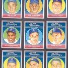 Billy Herman    -   Artist Portrait of 1957 Brooklyn Dodger's Players