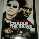 Cradle 2 the Grave (DVD, 2003, Widescreen) Jet Li DMX