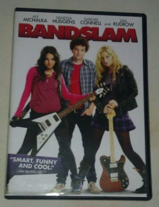Bandslam (DVD, 2010) Ally Michalka Lisa Kudrow