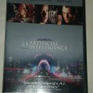 A.I. Artificial Intelligence (DVD, 2002, 2-Disc Set, Anamorphic Widescreen Lette