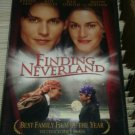 Finding Neverland (DVD, 2005, Full Frame) Johnny Deep Kate Winslet