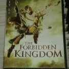 Forbidden Kingdom (DVD, 2008, Full ScreenWidescreen) Jet Li Jackie Chan