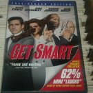 Get Smart (DVD, 2008) Full Screen Edition Steve Carrell Dwayne Johnson