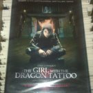 Girl With the Dragon Tattoo (DVD, 2010) Factory Sealed