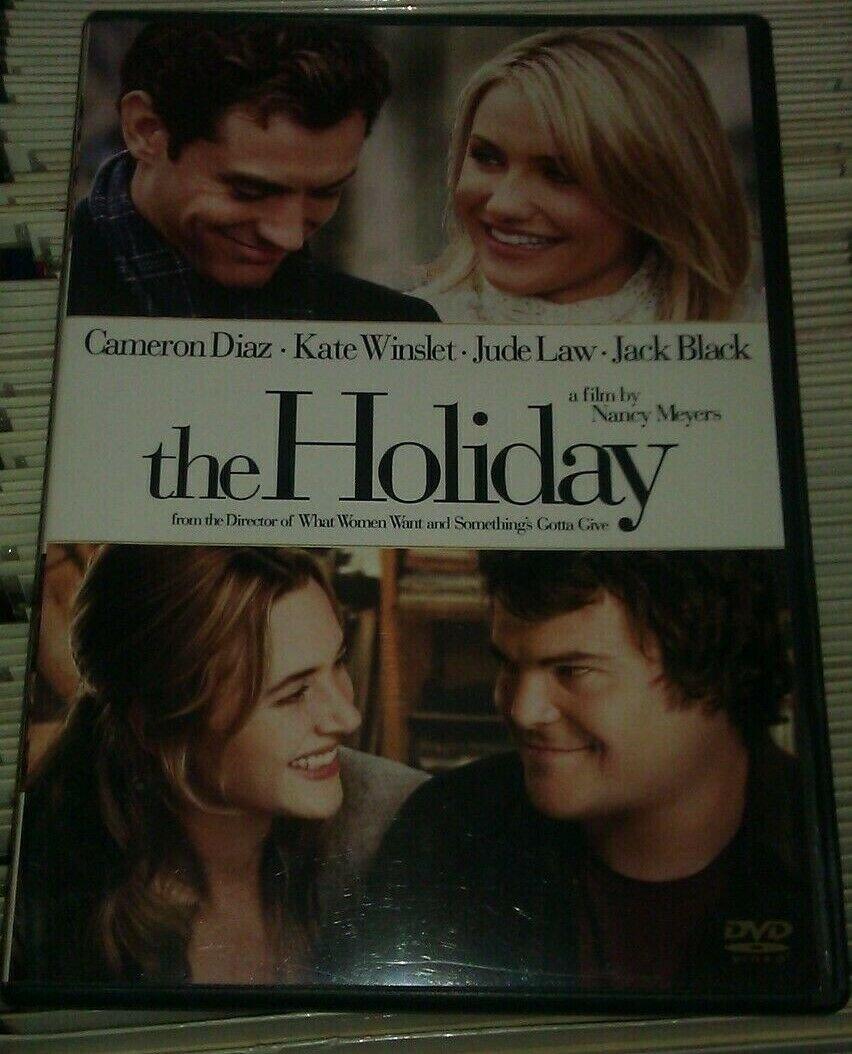 Holiday (DVD, 2007) Cameron Diaz Jude Law