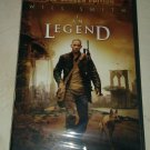 I Am Legend (DVD, 2008, Full Frame) Factory Sealed Will Smith