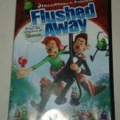 Flushed Away (DVD, 2007, Full Frame)