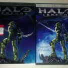 Halo Legends (DVD, 2010, 2-Disc Set, Special Edition)
