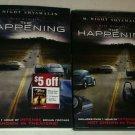 Happening (DVD, 2009, Checkpoint Sensormatic Widescreen) M Night Shyamalan