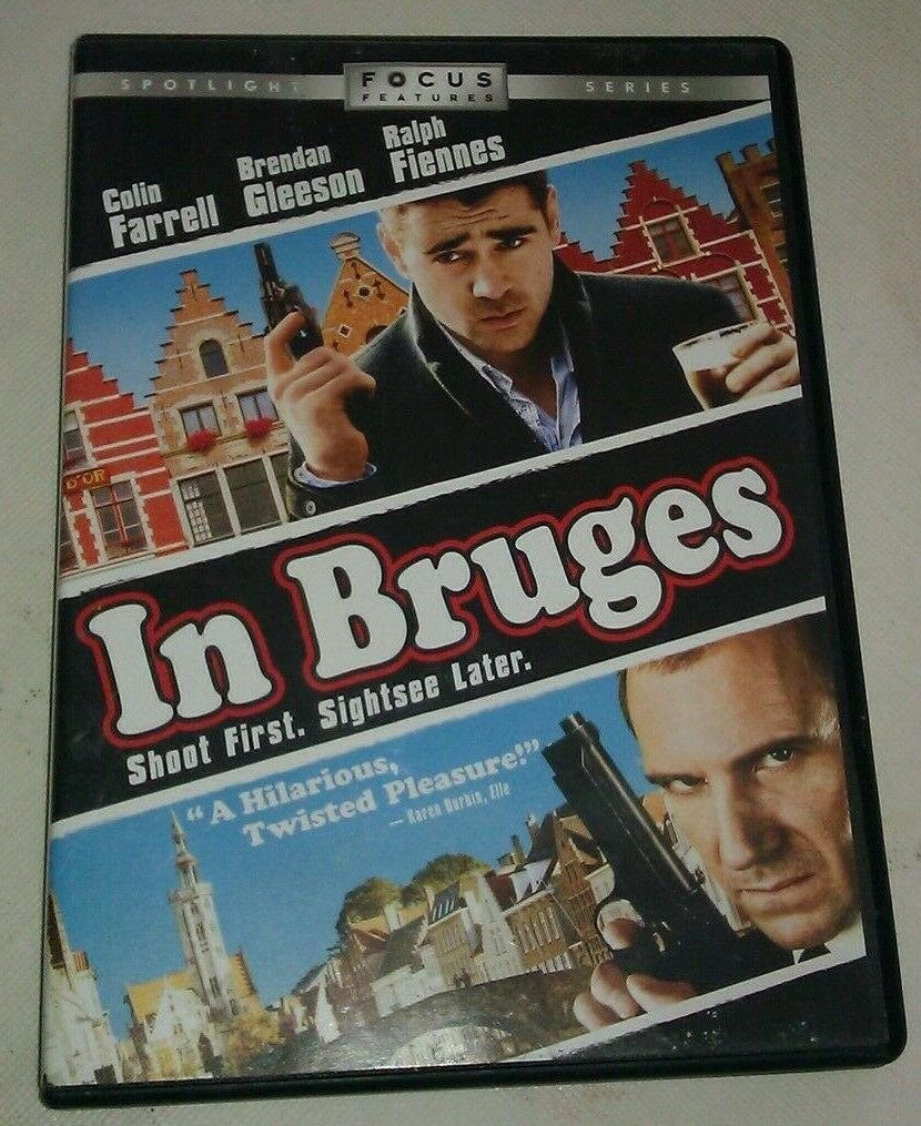 In Bruges (DVD, 2008) Colin Farrell