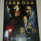 Iron Man (DVD, 2008, Widescreen) Robert Downey Jr Gwyneth Paltrow