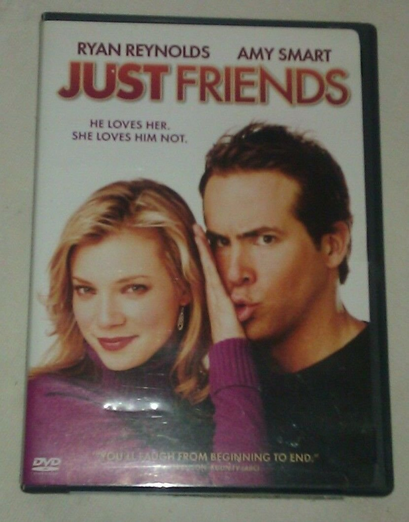 Just Friends (DVD, 2006) Ryan Reynolds Amy Smart