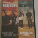 Bad Boys/Bad Boys 2 (DVD, 2009, 2-Disc Set) Will Smith Martin Lawrence