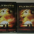 Flyboys (DVD, 2009, 2-Disc Set, Collectors Edition)