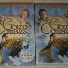 Golden Compass (DVD, 2008, Widescreen) Nicole Kidman Daniel Craig