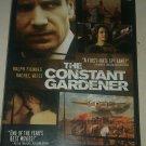 Constant Gardener (DVD, 2006, Anamorphic Widescreen)