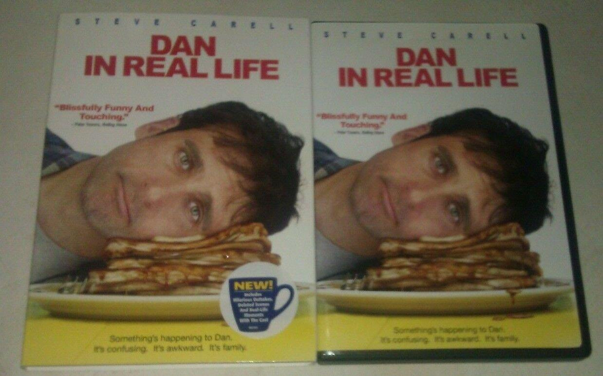Dan in Real Life (DVD, 2008) Steve Carell
