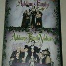 Addams Family/Addams Family Values (DVD, 2006)