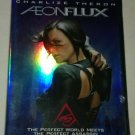 Aeon Flux (DVD, 2006, Full Frame/ Checkpoint) Charlize Theron