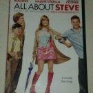 All About Steve (DVD, 2009) Sandra Bullock Bradley Cooper