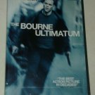 Bourne Ultimatum (DVD, 2007, Widescreen) Matt Damon
