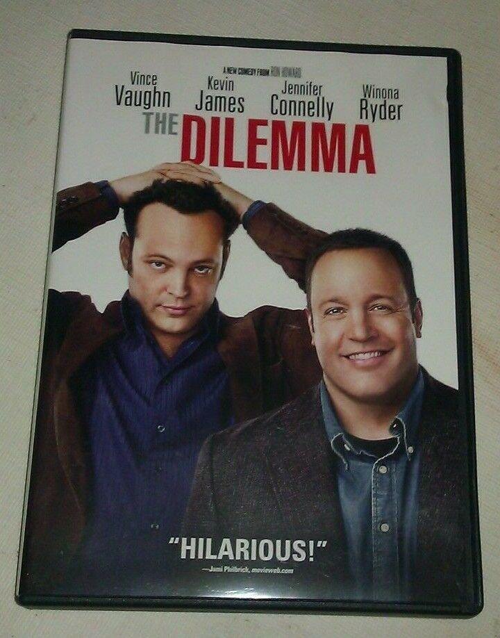 Dilemma (DVD, 2011) Vince Vaughn Kevin James