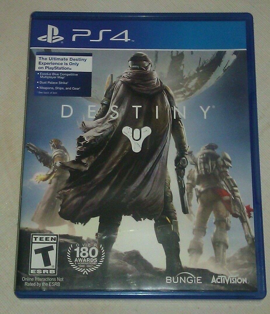 Destiny (Sony PlayStation 4, 2014) PS4 Tested