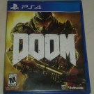 DOOM (PlayStation 4, 2016) PS4 Tested