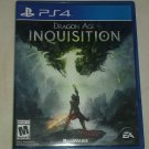 Dragon Age: Inquisition (Sony PlayStation 4, 2014) PS4 Tested
