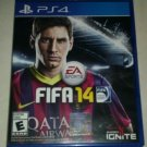 FIFA 14 Soccer (Sony PlayStation 4, 2013) PS4 Tested