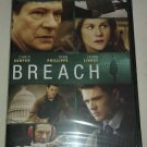 Breach (DVD, 2007, Full Frame) FACTORY SEALED