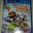 LittleBigPlanet 3 (Sony PlayStation 4, 2014) PS4 Tested