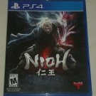 Nioh (Sony PlayStation 4, 2017) PS4 Tested