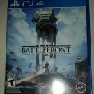 Star Wars: Battlefront (PlayStation 4, 2015) PS4 Tested