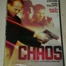 Chaos (DVD, 2008) Jason Statham Wesley Snipes
