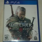 Witcher 3: Wild Hunt (PlayStation 4, 2015) CIB W Manual + Soundtrack PS4 Tested