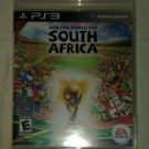 2010 FIFA World Cup South Africa Soccer (Sony PlayStation 3, 2010) PS3