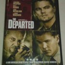 Departed (DVD, 2007) Leonardo DiCaprio FACTORY SEALED