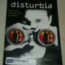 Disturbia (DVD, 2007, Widescreen: Sensormatic)