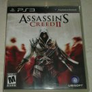 Assassin's Creed II (Sony PlayStation 3, 2009) PS3