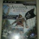 Assassin's Creed IV: Black Flag (Sony PlayStation 3, 2013 With Manual PS3 Tested