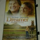 Dreamer (DVD, 2006, Widescreen) Kurt Russell Dakota Fanning