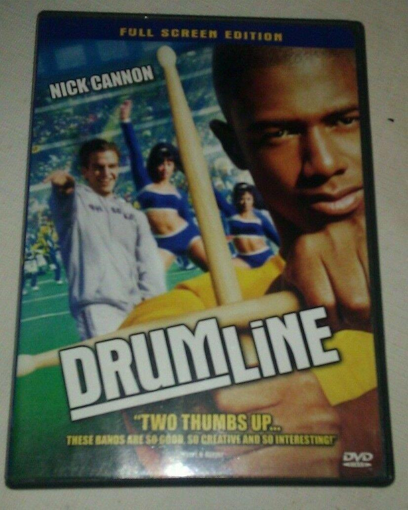 Drumline (DVD, 2003, Full Frame) Nick Cannon