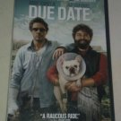 Due Date (DVD, 2011) Robert Rowney Jr Zach Galifiankis