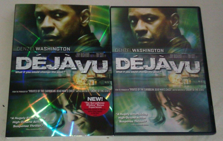 Déjà Vu (DVD, 2007) Denzel Washington