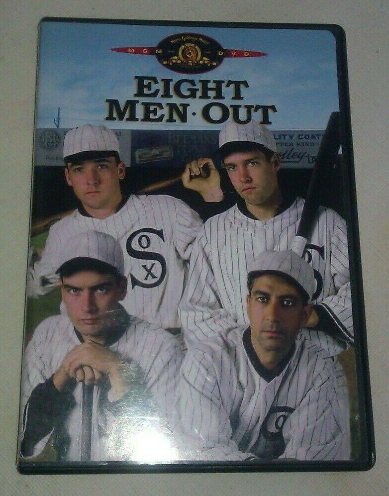Eight Men Out (DVD, 2001) John Cusack Charlie Sheen