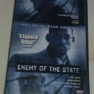 Enemy of the State (DVD, 1999) Will Smith Gene Hackman