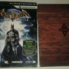 Batman: Arkham Asylum (Sony PlayStation 3, 2009) 2 Disk Slipcase Edition PS3