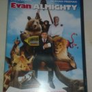 Evan Almighty (DVD, 2007, Full Frame) Steve Carrel Morgan Freeman