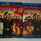 Expendables 2 (Blu-ray Disc, 2012, Includes Digital Copy UltraViolet)
